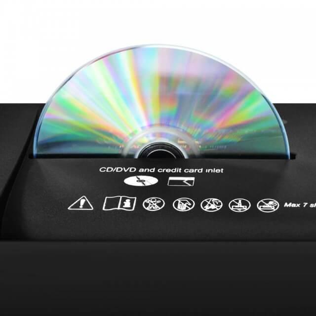 CD Schredderer