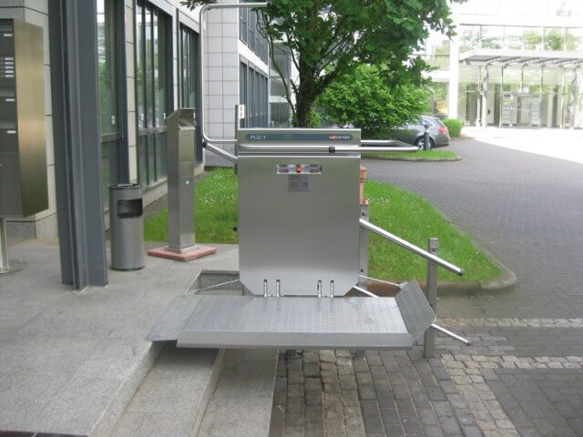 Outdoor-Plattformlift
