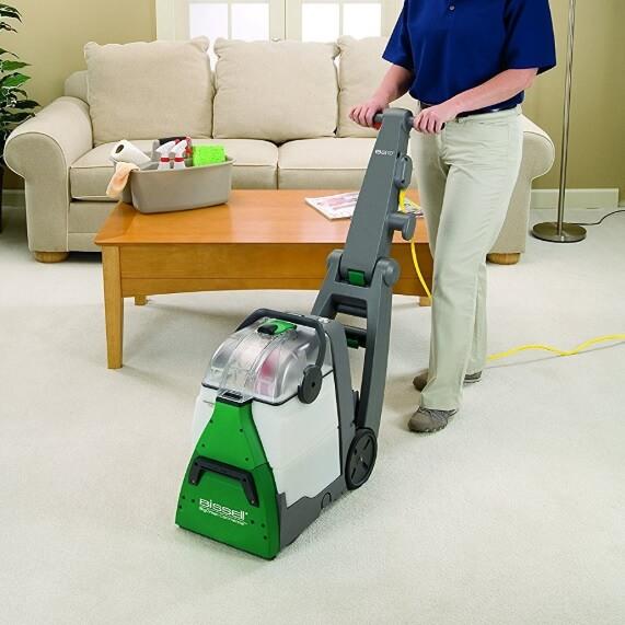 Teppichreinigungsgerät